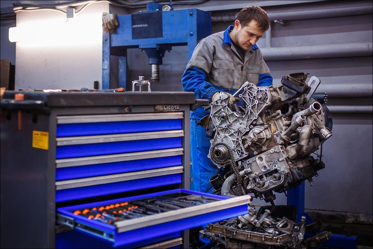 Качественый ремонт автомобилей